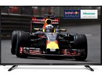 55 inch Brand new 4K Ultra HD Smart LED TV with Freeview in monthly installemnt