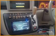 Nissan Navara Xtrail Dualis GPS Navigator Bluetooth DVD USB Parramatta Parramatta Area Preview