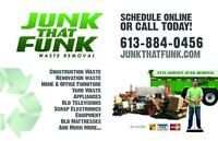 Ottawa Junk Removal & Recycling 613 699 6636