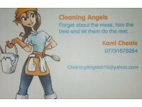 Cleaning Angels - Professional Cleaning Services For Your Home