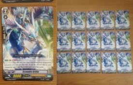 Cardfight Vanguard Trading Cards