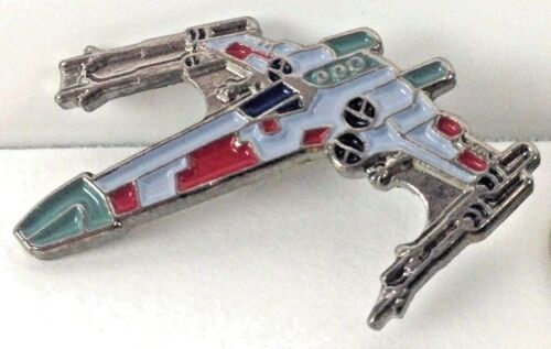 X-WING Fighter - Star Wars Comic, TV & Movie Series - UK Imported Enamel Pin