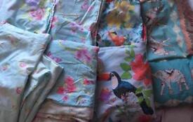 Single duvet cover sets