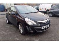 2013 (13) Vauxhall Corsa 1.3 CDTI ecoFLEX 16v SE 3dr (Start/Stop, A/C) £20/Year Tax Very Economical
