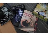 Photography portrait books for sale
