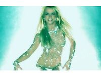 Britney Spears at the O2, London on 24th August
