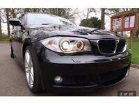 BMW 125i M-Sport Coupe *34000* FBMWSH* FANTASTIC CONDITION