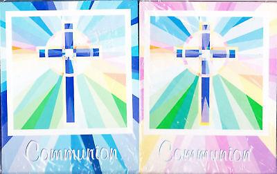 25 FIRST COMMUNION INVITATIONS Church Invites Christian Boys Girls Catholic NEW - First Communion Invitations For Boys
