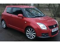 Suzuki Swift 1.6 VVT Sport Hatchback Hot Hatch 1 Owner FSH**FEBRUARY SALE ALL PRICES REDUCED**