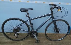 Ladies Trek Valencia hybrid bike size 17.5 inches
