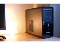 GAMING PC: AMD Phenom II X4 940 Black Edition/Radeon HD7770/250GB HDD/4GB RAM in Zoostorm Case