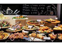 Chef de Partie Wanted - L'ETO CAFFE - Immediate Start