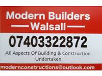 Big or small ? Any type of building work ? Contact us