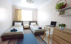 Short Let /Property with Ensuite Double Room - Available 1 Month