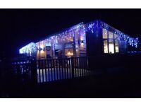 Amazing Lodge at Christmas - Buy Her/Him something magical & memorable for Christmas!!