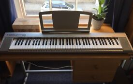Yamaha NP-30 Portable Grand Keyboard With Sustain Pedal