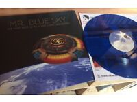 Mr Blue Sky The Very Best Of Electric Light Orchestra Limited Edition Blue Vinyl