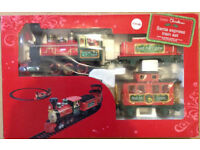 Santa Express Train Set