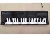 Roland D-10 vintage 32-voice digital synthesizer