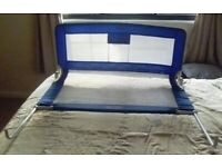 Portable TOMY Foldable, Adjustable Bed Guard – Smoke free home - Other items available