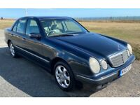 Mercedes-Benz, E CLASS, Saloon, 2002, Semi-Auto, 2597 (cc), 4 doors