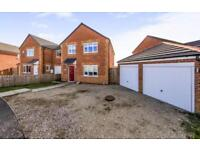 4 Bedroom detached house for sale.