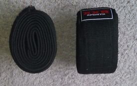 Weightlifting knee wraps - knee supports for lifting