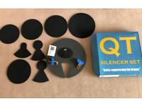 QT Drum Silencer Set - Rock - Excellent condition