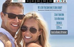 Start your own Cosmetic Teeth Whitening Business for only $1299