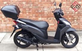 Honda vision 110cc, ONLY 104 miles, Mint condition!