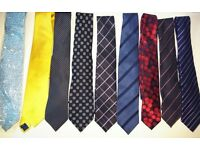 Formal ties in great condition