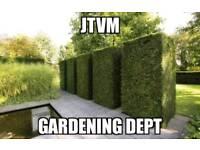 JTVM Gardening Dept Bangor Newtownards Holywood co down