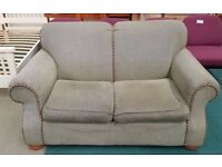 Lovely Light Green 2 seater sofa (Local delivery is available)