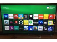 """Sony 50"""" LED SMART ANDROID TV"""