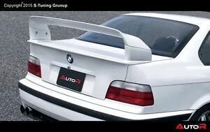 Heckspoiler Heckflügel BMW E36 Class II 2 M3 GT M Technik rear roof Spoiler wing