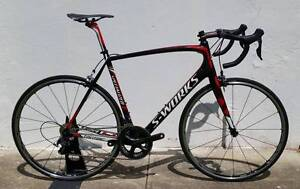 Specialized Tarmac S-works SL4. XL. NEW Ultegra 11s. NEW RS81 Whl Dulwich Hill Marrickville Area Preview