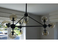 Bistro light fitting