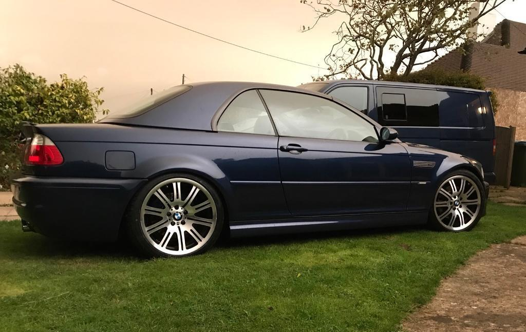 Bmw E46 M3 3 2 6sp Manual Convertible With Hardtop In Ferring West Sussex Gumtree