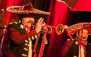 MEXICAN MARICHI BAND Brisbane ROVING/Stage West End Brisbane South West Preview