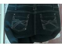 New bootcut jeans size 14 R