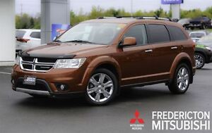 2012 Dodge Journey R/T! AWD! 7 SEATER! LEATHER! BACKUP CAM! DVD!