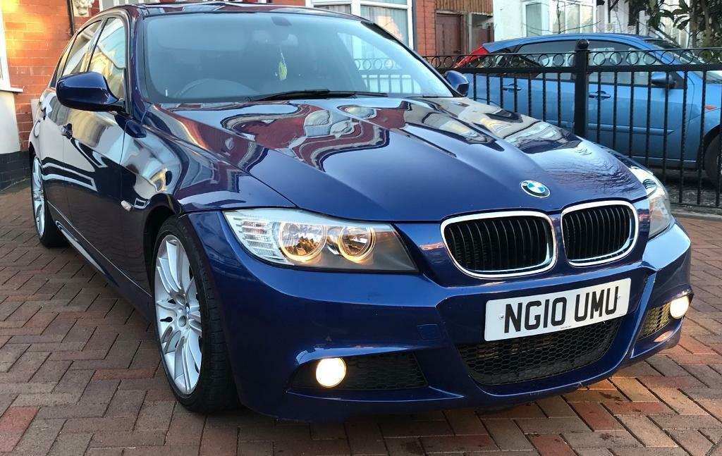 Bmw 318D M Sport Business edition 2.0 (i Drive system)