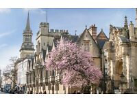 *Student Accomodation in the Heart of Oxford. Brand New En-suite Rooms available now*