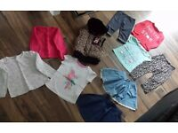 ☆ 3-4 years girls clothes bundle ☆ skirts tops minnie mouse