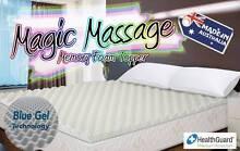 Magic Massage Memory Foam Topper $59 was $129 Plus Shipping Made Bentleigh Glen Eira Area Preview