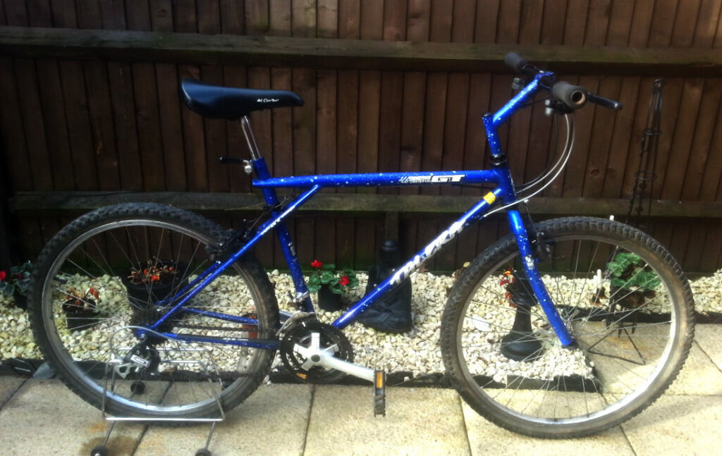 Mens Gt All Terra Talera Mountain Bike In Southampton Hampshire