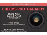 Professional Events Photographer for Hire - Fun & Affordable Prices in London