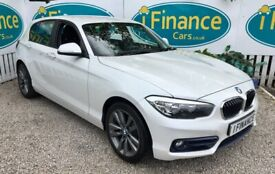 image for CAN'T GET CREDIT? CALL US! BMW 116d 1.5 TD Sport (s/s), 2015, Manual - £200 DEPOSIT, £74 PER WEEK