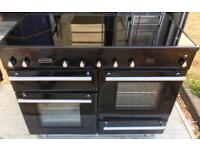 Black rangemaster induction cooker free delivery