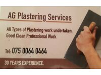 AG Plastering Services